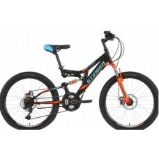 Подростковый горный (MTB) велосипед Stinger Highlander D 24