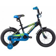 """Велосипед 14"""" Novatrack LUMEN (ALU рама) ЧЕРНЫЙ BK9"""