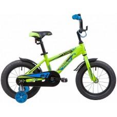 """Велосипед 14"""" Novatrack LUMEN (ALU рама) ЗЕЛЕНЫЙ GN9"""