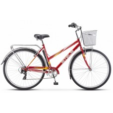 """Велосипед 28"""" Stels Navigator 350 Lady (7-ск.) Z010 Красный"""