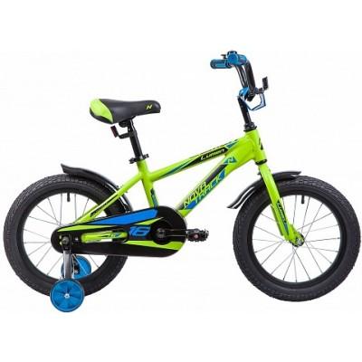 """Велосипед 16"""" Novatrack LUMEN (ALU рама) ЗЕЛЕНЫЙ GN9"""