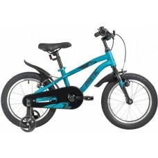 "Велосипед 16"" Novatrack PRIME ABV (ALU рама) СИНИЙ BL20"