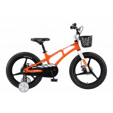 "Велосипед 18"" Stels Pilot 170 MD V010 (ALU рама) оранжевый"