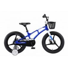 """Велосипед 18"""" Stels Pilot 170 MD V010 (ALU рама) Синий"""