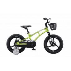"Велосипед 16"" Stels Pilot 170 MD V010 (ALU рама) Зеленый"