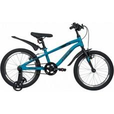 "Велосипед 18"" Novatrack PRIME ABV (ALU рама) СИНИЙ BL20"