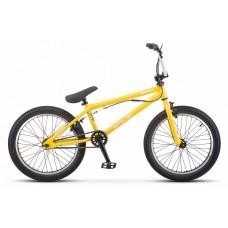 """Велосипед 20"""" Stels BMX Saber V020 Желтый"""