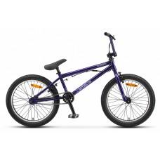 """Велосипед 20"""" Stels BMX Saber V020 Фиолетовый"""