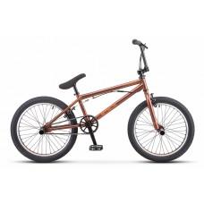 """Велосипед 20"""" Stels BMX Tyrant V030 Коричневый"""