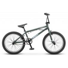 """Велосипед 20"""" Stels BMX Tyrant V030 Оливковый"""
