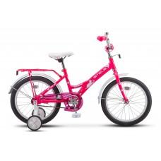 """Велосипед 18"""" Stels Talisman Lady Z010 Розовый"""