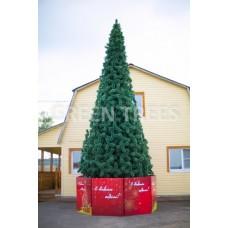 """Сосна искусственная """"Альпийская"""" Green Trees 5 метров"""
